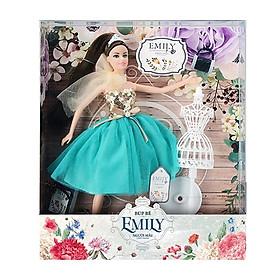 Búp Bê Duka Emily - Người Mẫu Thời Trang DK81030
