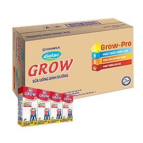 THÙNG 48 HỘP SỮA BỘT PHA SẴN DIELAC GROW 180ML