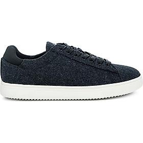 Giày Sneakers Nam Clae Bradley - Black Wool Cream