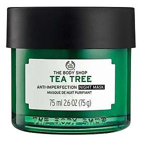 Mặt Nạ Ngủ The Body Shop Tea Tree (75ml)