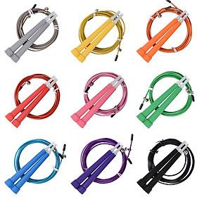 Dây nhảy thể dục nhựa PVC cao cấp có thể tuỳ chỉnh độ dài dây, tối đa 3m-8