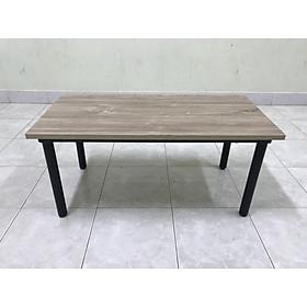 Bàn làm việc bàn học ngồi bệt chân tròn