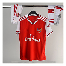 Bộ quần áo bóng đá Arsenal Thun mè Thái Lan 2019-2020