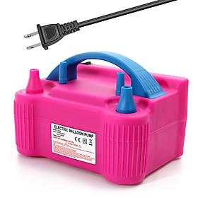 Hình đại diện sản phẩm 110V Electric High Power Two Nozzle Air Blower Balloon Inflator Pump Fast Portable Inflatable Tool