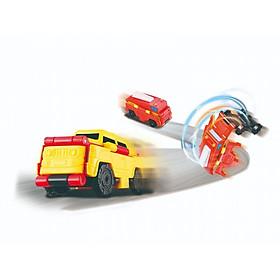 Transracers - Xe cứu hỏa biến hình Xe jeep VECTO VN463875-05