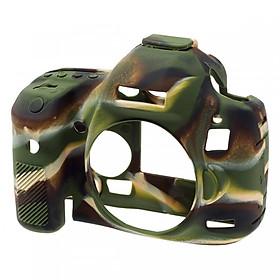 Bao Silicon Bảo Vệ Máy Ảnh Easy Cover Cho Canon 6D xanh