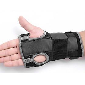 Cuốn cổ tay xỏ ngón Aolikes AL1680 (1 đôi)-2