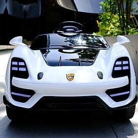 Xe ô tô điện cho bé tự lái BABY PLAZA XH-1588