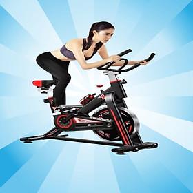 Siêu bền xe đạp tập thể dục tại nhà, xe đạp tập thể thao thiết kế đa năng nhỏ gọn