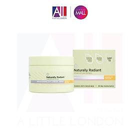 Kem dưỡng ngày Superdrug Naturally Radiant Cream 75ml