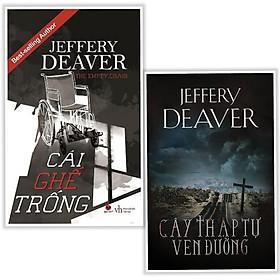 Combo sách trinh thám hay : Cái ghế trống + Cây tháp tự ven đường - Tặng kèm bookmark PD bookmark