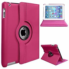 Bao Da PU Xoay 360 Độ Cho Apple iPad Air/iPad 5