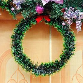 Vòng Treo Cửa Trang Trí Giáng Sinh