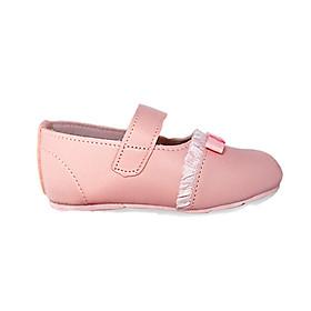 GIÀY DA TẬP ĐI CHO BÉ GÁI RB Baby Party Shoes Giày Crown Space 051_1067