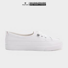 Giày Thể Thao Nữ Lười Dây Rút 2Phân HAPAS - GSK252