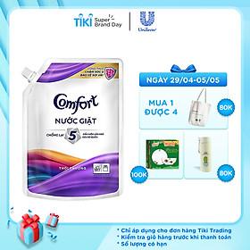 Comfort Công Thức Giặt Xả Hương Thời Thượng Túi 2,2kg