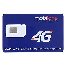Sim 4G Mobifone không giới hạn 100.000 đ/ Tháng (Hộ khẩu Hà Nội)