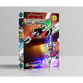 Boxset 13 : 5 tập Dũng Sĩ HesMan ( Từ tập 61 đến tập 65 )
