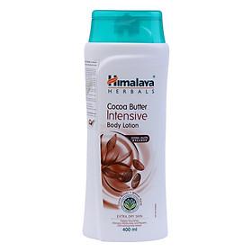 Sữa Dưỡng Thể Bơ Ca Cao Dành Cho Da Khô Himalaya Herbals (400ml)