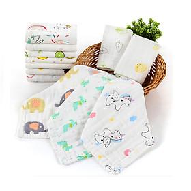 Hình ảnh 5 Khăn xô cho trẻ sơ sinh