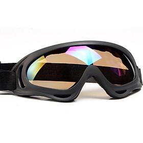 Kính Đi Phượt Mắt Trong Mắt Màu Ngăn Tia UV KI01