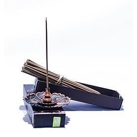 Trầm thanh 3mm của Hoàng Giang- tinh hoa Trầm việt