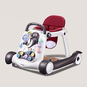 Xe tập đi cho bé SKIDS Baby Safe 4 in1 an toàn, hiện đại, kiểu dáng mới