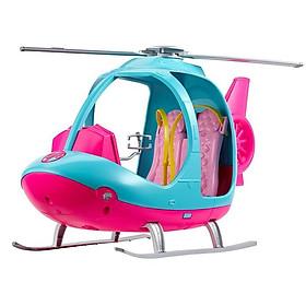 Búp bê Barbie vi vu cùng trực thăng FWY29
