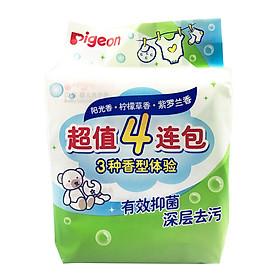 Xà Phòng Giặt Cho Bé Pigeon PL331 (120g)