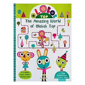 Olobob Top: The Amazing World Of Olobob Top