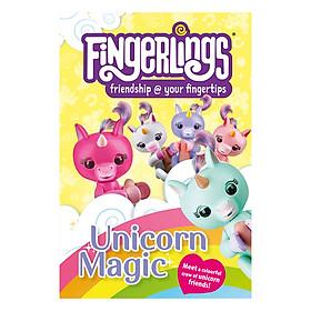 Fingerlings Unicorn Magic - DK Readers Level 1 (Hardback)