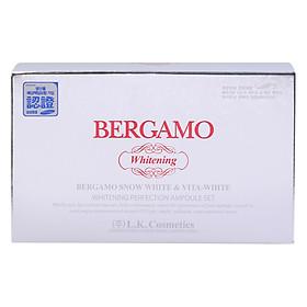 Tinh Chất Dưỡng Da Serum Bergamo Whitening Perfection Ampoule B002 (Set 4 Chai)