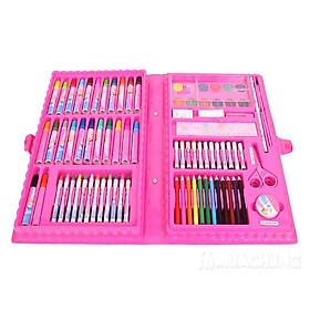 Bộ bút chì màu 86 món đa năng tiện dụng