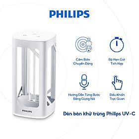 Đèn bàn khử trùng Philips UV-C