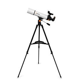 Kính thiên văn Xiaomi Youpin CELESTRON SCTW-80 Tích hợp trong máy kinh vĩ FMC Lớp phủ chống phản xạ HD Zoom Khúc xạ thiên văn