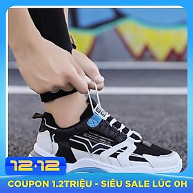Giày nam sneaker thể thao - Giày tăng chiều cao mẫu mới hot trend hàn quốc QA364