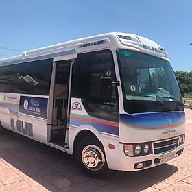 Vé Xe Limousine Sài Gòn - Mũi Né, Khởi Hành 09h00 Hàng Ngày