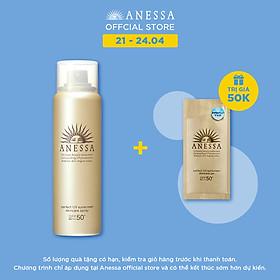 Kem chống nắng dưỡng da dạng xịt bảo vệ hoàn hảo Anessa Perfect UV Sunscreen Skincare Spray 60g