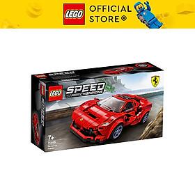 Mô hình đồ chơi lắp ráp LEGO SPEED CHAMPIONS Siêu Xe Ferrari F8 Tributo 76895 ( 275 Chi tiết )