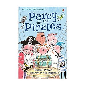 Usborne Percy and the Pirates  + CD