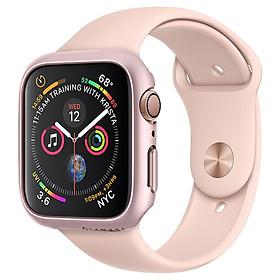 Ốp lưng dành cho Apple Watch Series 4 (44mm) Spigen Thin Fit_Hàng Chính Hãng