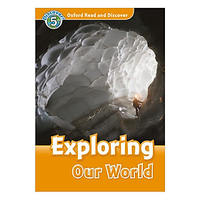 Oxford Read and Discover 5: Exploring Our World Audio CD Pack