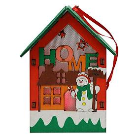 Quà Tặng Nhà Gỗ Trang Trí Giáng Sinh - Người Tuyết Home
