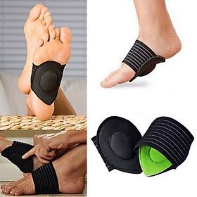 Bộ 2 đế lót thể thao,đệm giày,hỗ trợ giảm đau foot ama52-2
