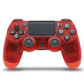 Bộ Điều Khiển Game PS4 Không Dây Kết Nối Bluetooth 4.0 Tích Hợp Loa Và Jack Âm Thanh 3.5mm