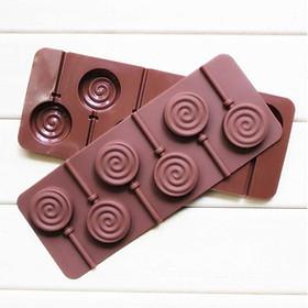 Khuôn Bánh Chocolate Hard 3D