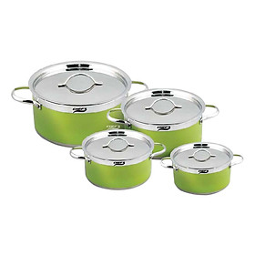 Bộ Nồi 4 Chiếc Chef'S Eh-Cw4304