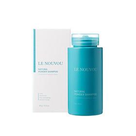Bột gội đầu Le Nouvou Natural Powder Shampoo
