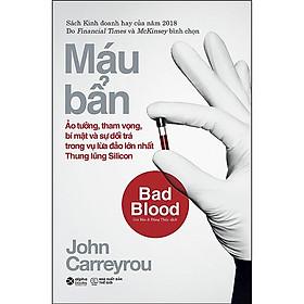 Sách - Khởi nghiệp công nghệ – Máu bẩn
