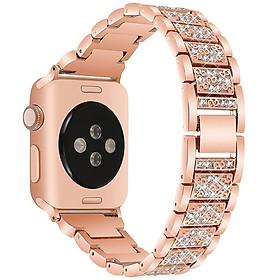 Dây Đeo Bằng Thép Thay Thế Cho Apple Watch Series